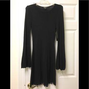 Pretty NWT Lulu's ribbed casual dress